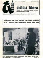 il giornalino di tv pistoia libera 1978
