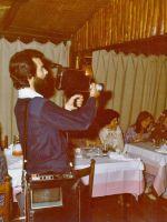 prima apparecchiatura servizi esterni 1977