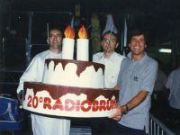 06 20 compleanno di Radio Bruno con Gianni Morandi