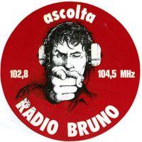08 Il primo adesivo Radio Bruno 1976
