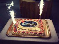torta 40anni