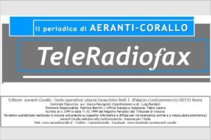 Teleradiofax Aeranti-Corallo n. 10/2021