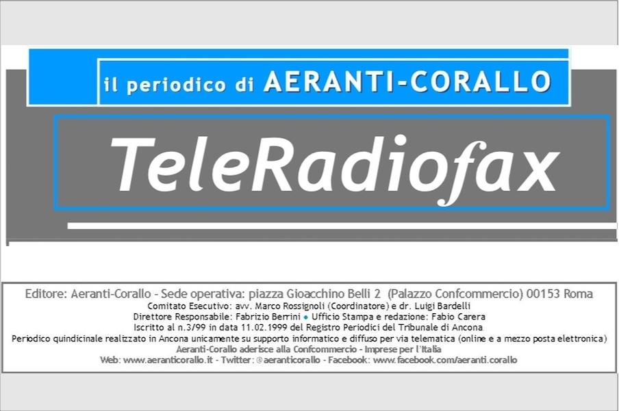 Teleradiofax periodico Aeranti-Corallo n. 22/2020