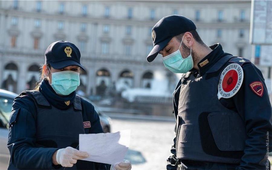 Ordinanza ministri salute interno